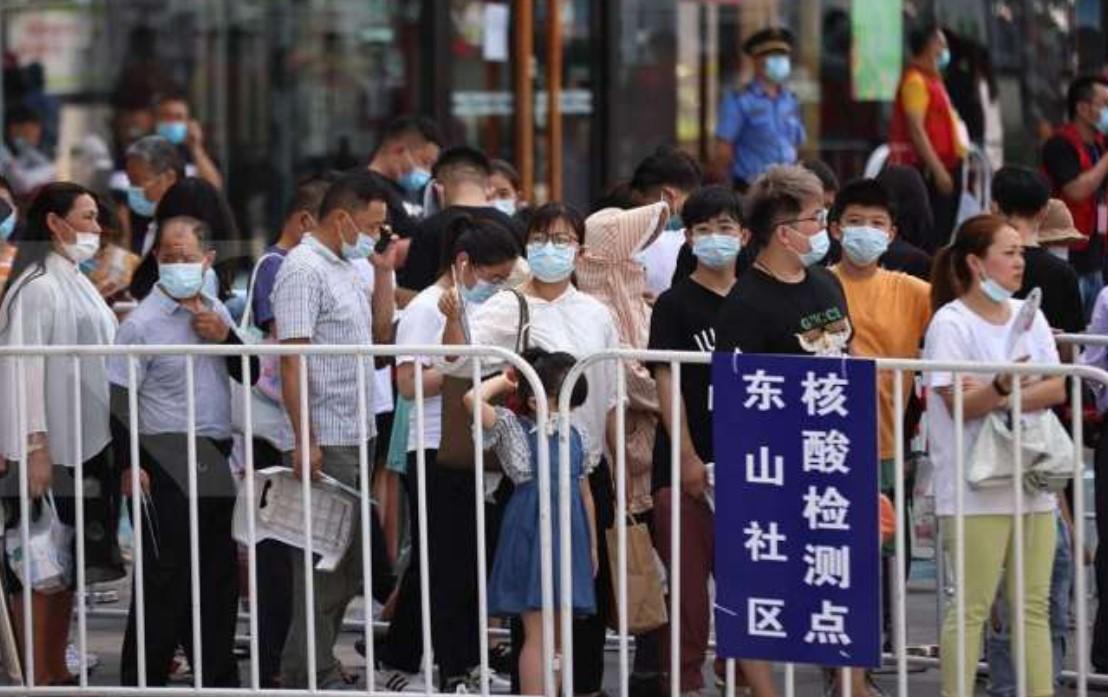 Tiongkok Berhasil Jinakkan Covid-19 Varian Delta Dalam Sebulan