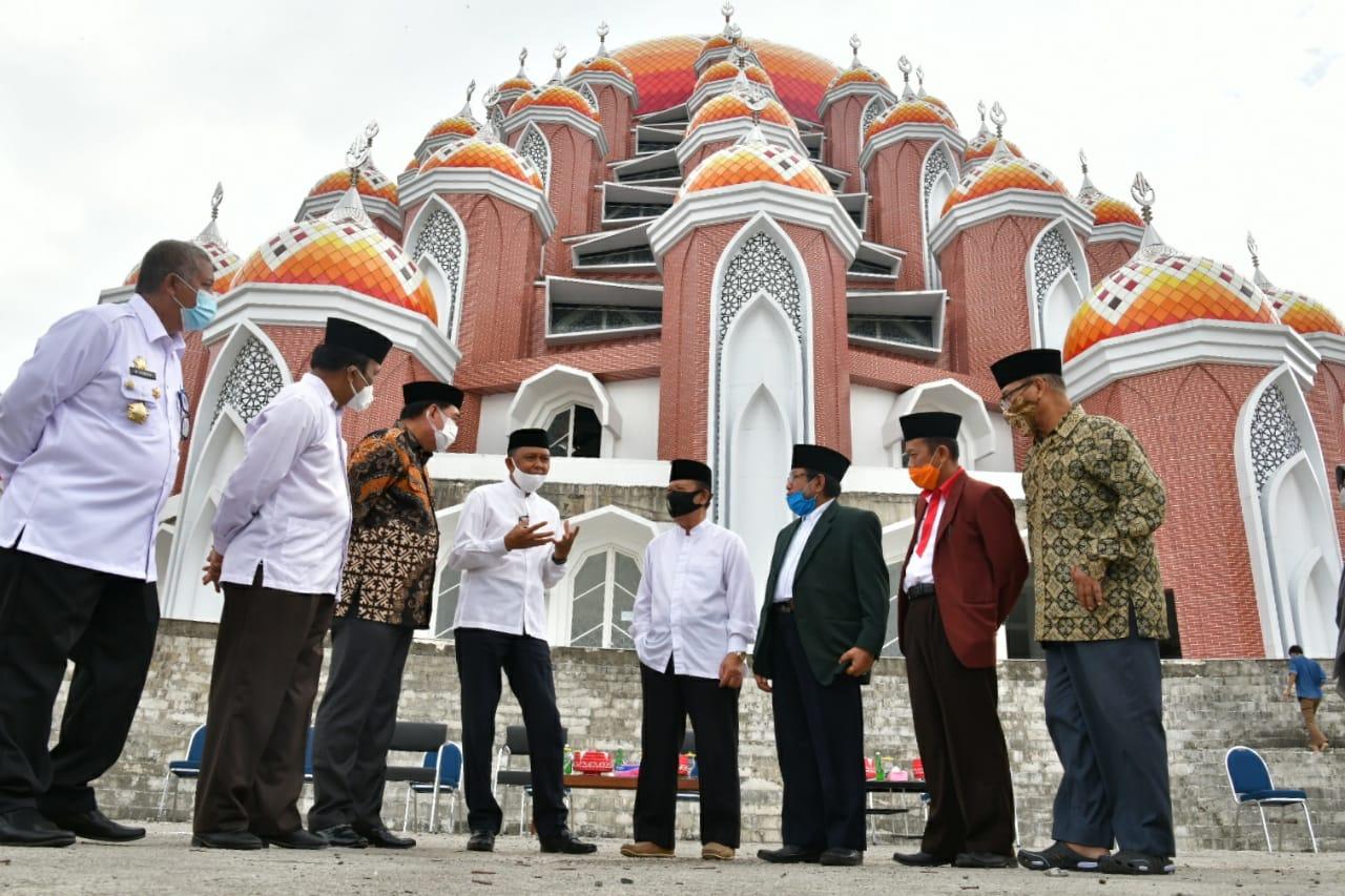Tokoh Agama Dukung Tunda Gunakan Masjid 99 Kubah