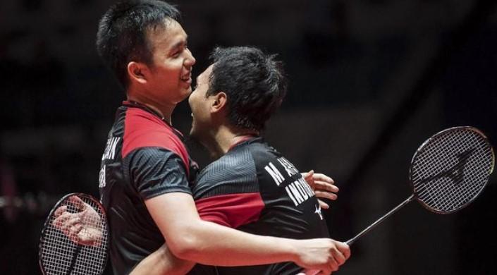 Toyota Thailand Open : 2 Wakil Indonesia Raih Tiket ke Semi Final