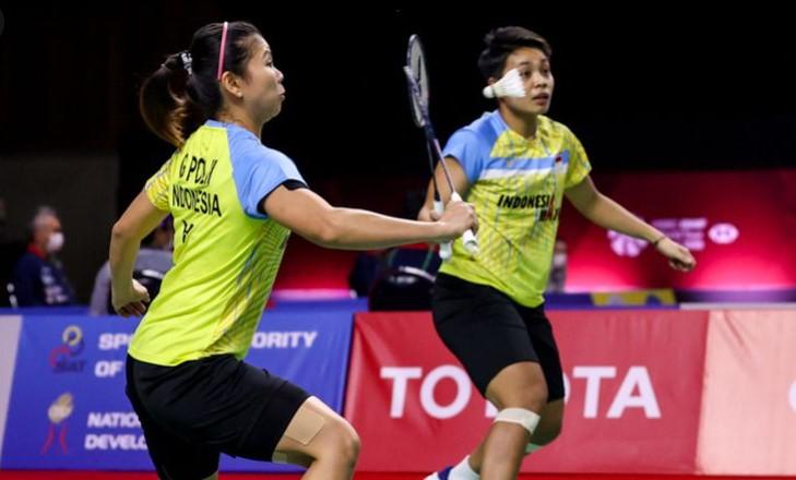 Toyota Thailand Open : Greysia Polii/Apriyani Dikandaskan Pasangan Korea di Semifinal