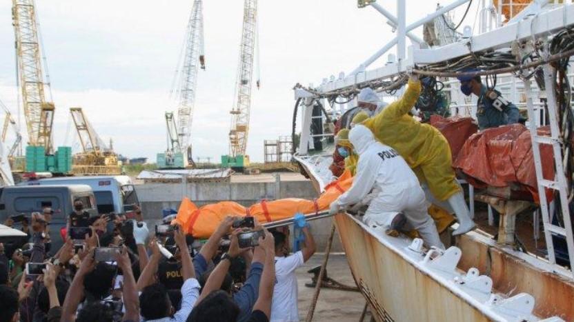 Tragis.., Lima ABK Meninggal Dunia saat Berlayar, Jasadnya Disimpan dalam Freezer