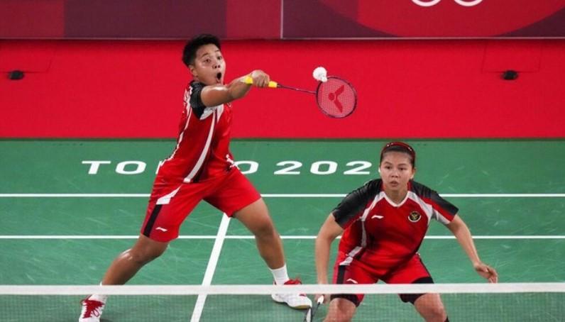 Tumbangkan Wakil Korea Selatan, Greysia/Apriyani Antar Indonesia ke Final Olimpiade Tokyo