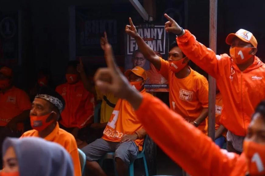 Unggul Disurvei dan Yakin Menang, Simak Komitmen Paslon ADAMA untuk Kota Makassar