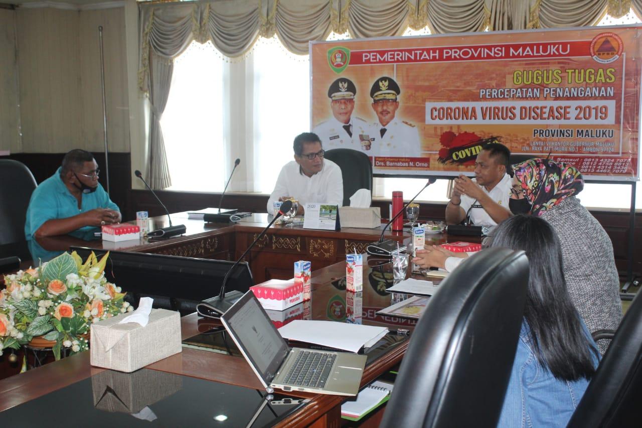 Unpatti Usul Perbaikan Konsep Penanganan PSBB di kota Ambon