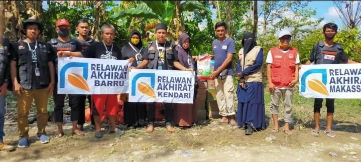 Untuk Kemanusian Tim RESCUE RAI, Dari 3 Provinsi Menyatu Di Masamba