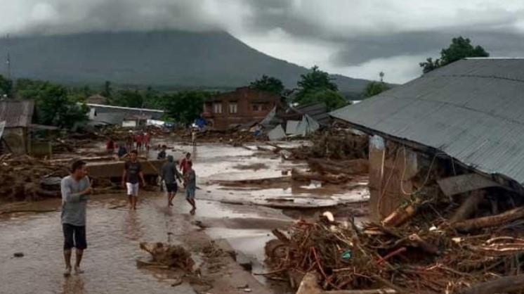 Update Korban Banjir Bandang Flores, 174 Meninggal, 48 Lainnya Hilang