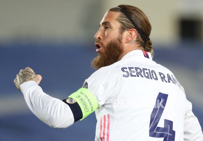 Usai Bungkam Liverpool, Madrid Sukses Lepas dari Kutukan Ramos