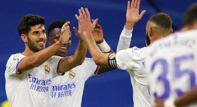 Usai Gasak Mallorca dengan Skor Telak, Pemain Madrid Dominasi Top Skor La Liga