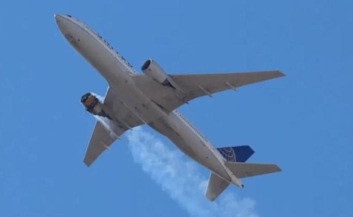 Usai Insiden Mesin Terbakar, Maskapai United Airlines Hentikan Penggunaan 24 Pesawat Boeing 777