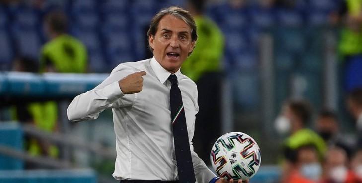 Usai Kalahkan Turki di Laga Perdana Euro 2020, Mancini Bilang Begini