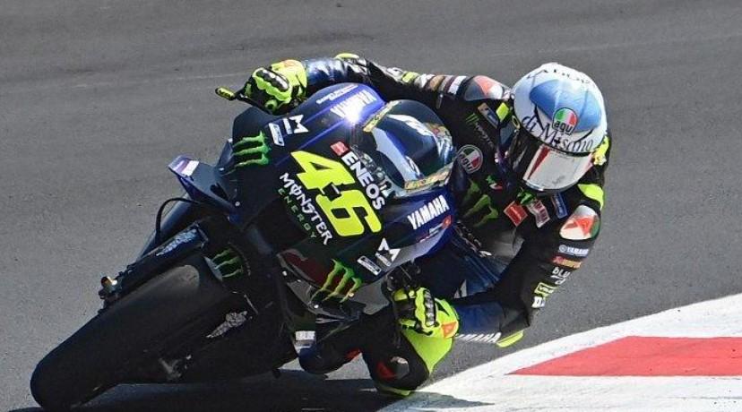 Usai Kecelakaan Sang Adik, Valentino Rossi sebut Sirkuit Le Mans Berbahaya