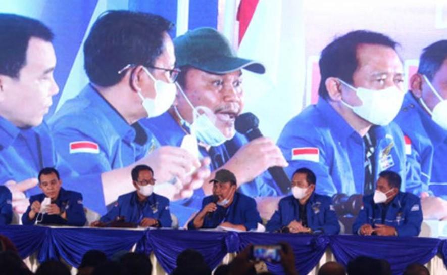 Usai Kemenkumham Tolak KLB Demokrat Deli Serdang, Kubu Moeldoko Gugat ke Pengadilan