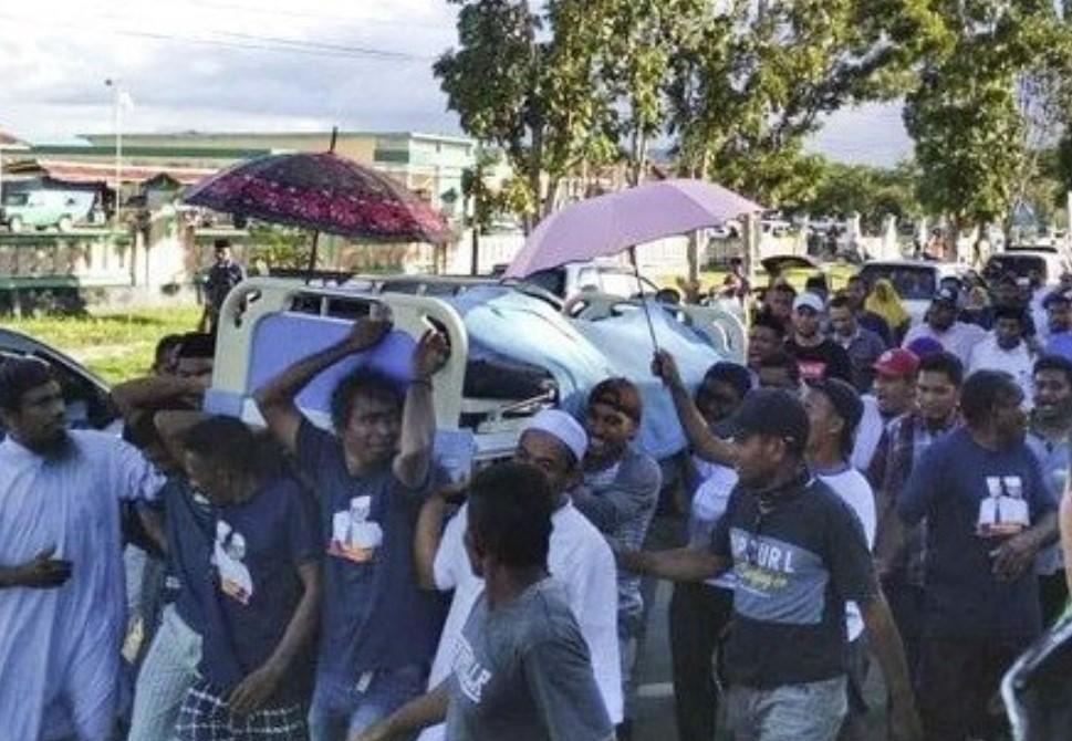 Usai Mendaftar di KPU, Bupati Halmahera Timur Meninggal Saat Orasi di Depan Pendukungnya