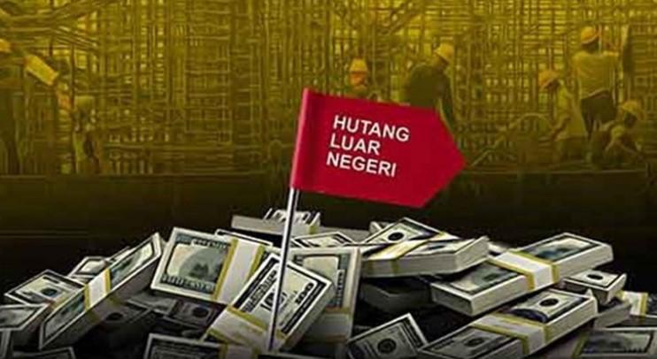 Utang LN Terus Meningkat dari Era Soeharto Hingga Jokowi, Bagaimana dengan Rasio Utang?