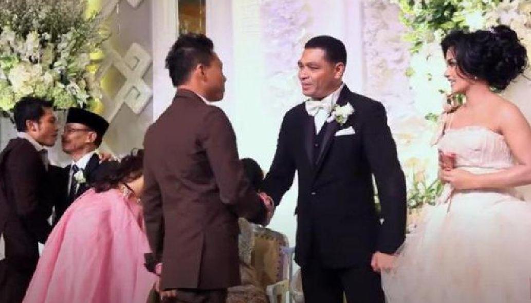 Video Saat Hadir di Pernikahan Krisdayanti dan Raul Lemos Kembali Beredar, Netizen Puji Sikap Anang Hermansyah
