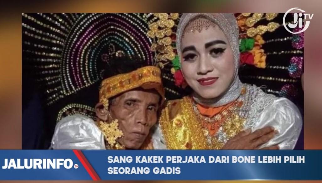 Video Top Viral Edisi 8 April: Kakek Bora Nikahi Gadis 19 Tahun Hingga Pria Nekat Intip Istri Orang di SPBU Cengkareng