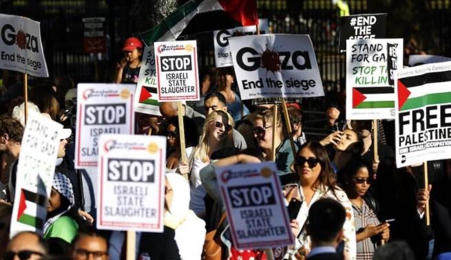 Warga Inggris Akan Gelar Demonstrasi Solidaritas Palestina Besok