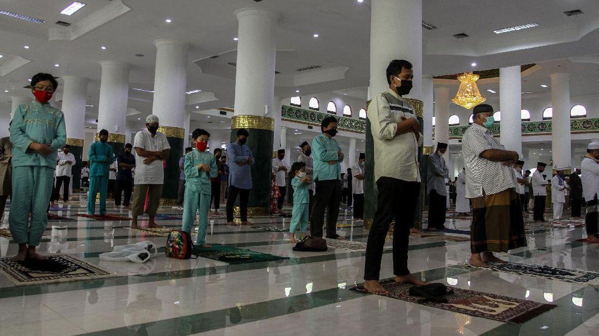 Wilayah PPKM Darurat, Takbiran dan Sholat Idul Adha Dilakukan di Rumah