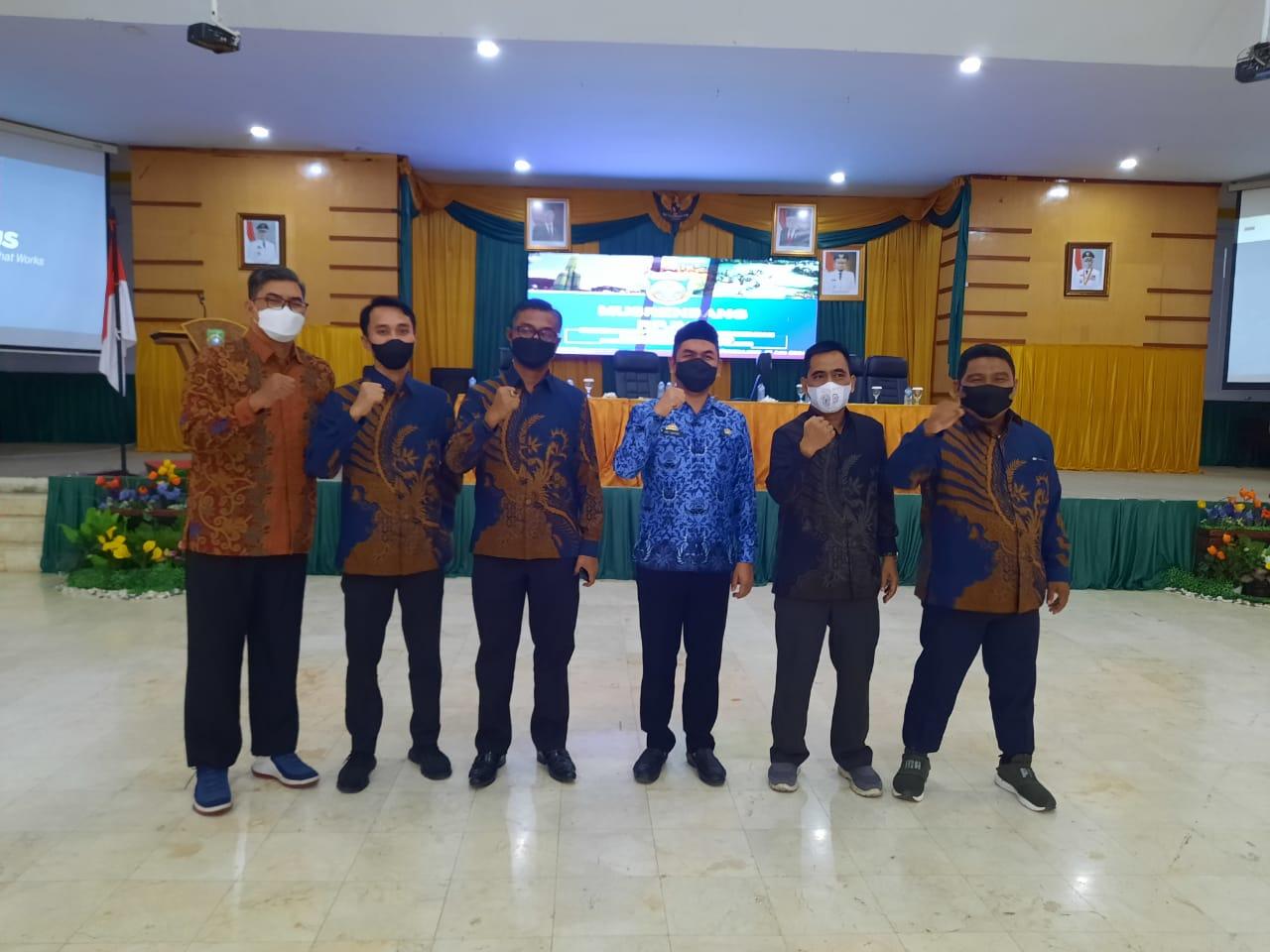 Wujudkan Pangkep Hebat, Tim Unifa Hadiri Undangan Musrembang RPJMD Kabupaten Pangkep