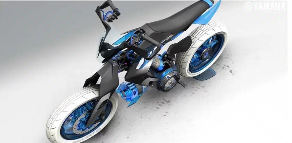 Yamaha Rancang Konsep Motor Masa Depan Tenaga Air