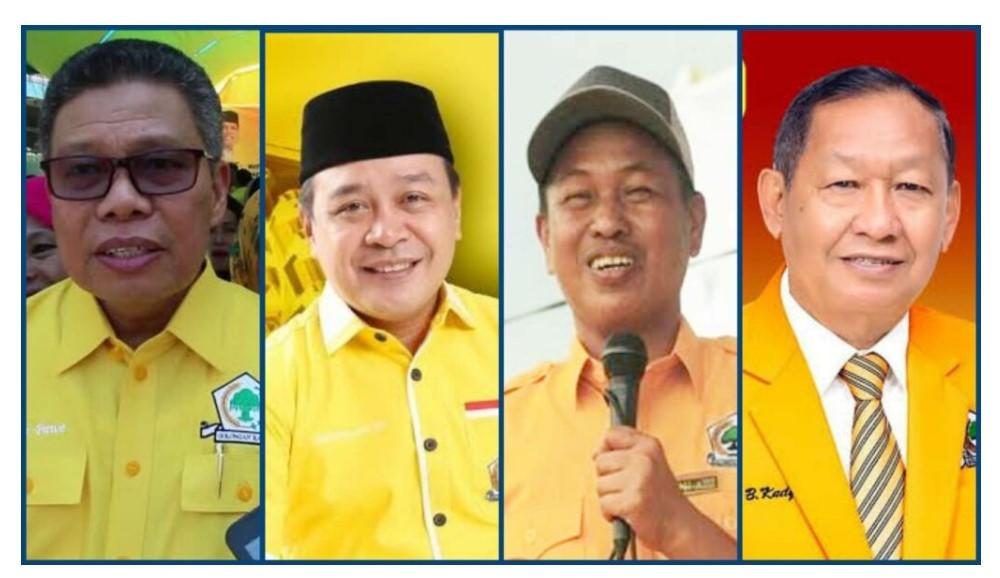 Dukungan Ganda Mewarnai Rekomendasi Calon Ketua Golkar, Siapa yang Akan Tersingkir?