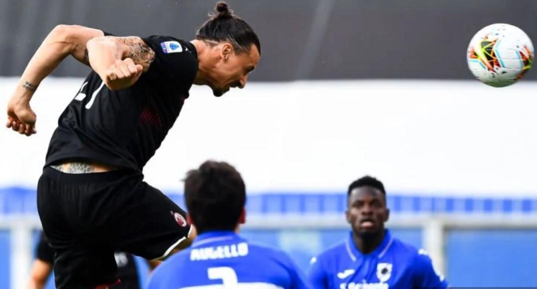 Sampdoria vs AC Milan, Rossoneri  Pesta Gol di Kandang Lawan
