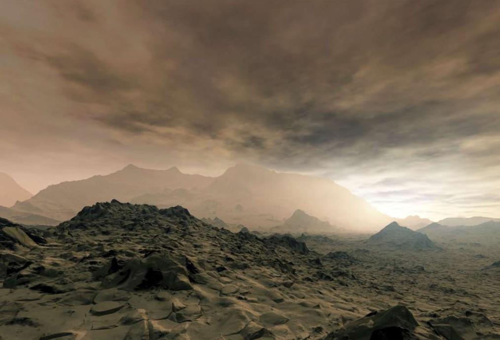 Benarkah ada kehidupan di langit planet Venus?