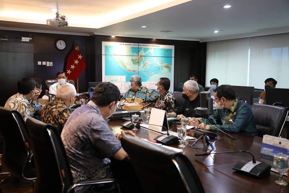 Kemenko Marves : Sultra Akan Jadi Penjaga Stabilitas Ekonomi Indonesia