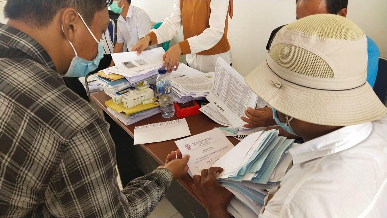 Pemkab Kembali Umumkan Ratusan TKL yang Lolos Berkas di PT VDNI