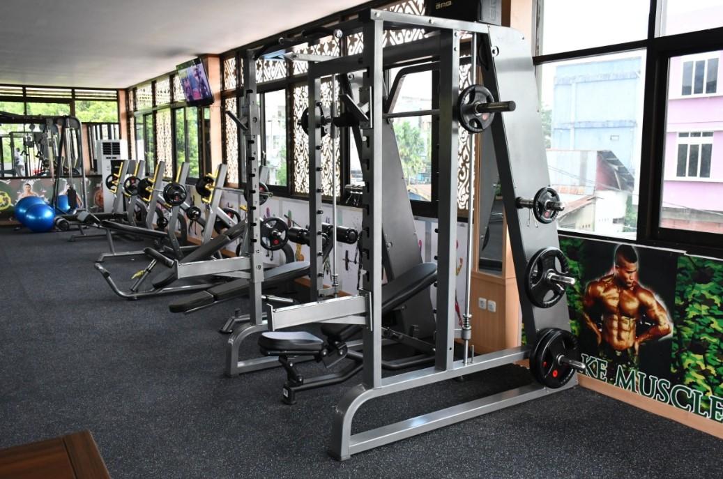 Resmikan Fitness Center, Pangdam XIV/Hsn: Prajurit saya Harus Sehat